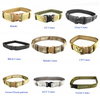 SPINA called outdoor tactical CS phantom outer belt (plastic