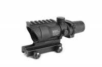 SPINA OPTICS 4X32 Monorail Optical Sight / Black