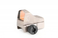 SPINA OPTICS new light control built-in red dot optical sight