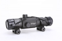 SPINA OPTICS 1X30 RD Red Dot Sight Rifle Scope For Hunting