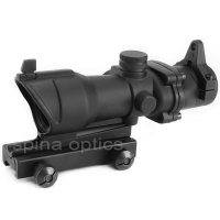 SPINA OPTICS 4X32 B Optical Sight / Black