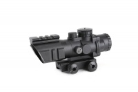 SPINA OPTICS 4X32 Tactical Compact Scope Optic Sight Rifle Scopes for Hunting CL1-0233
