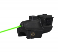 SPINA OPTICS Optics Green Dot Laser Sight Adjustable Mira Laser Para Pistola For Glock Shotgun