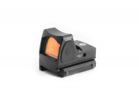 SPINA OPTICS RMR Style Adjustable Red Dot Sight With Switch With Glock Mount For Hunting BWD-043