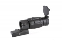 SPINA OPTICS Red Dot Sight 3X Magnifier Scope Multi-coated Hunting Optical Scope