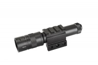 SPINA OPTICS EB Green Light Tactical Flashlight