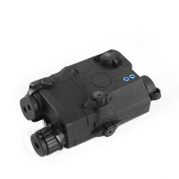SPINA OPTICS FMA AN/PEQ 15 Style Battery Case Box with Red Laser Tactical PEQ-15 Case Box TB487