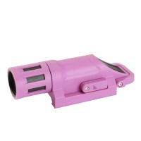 SPINA OPTICS WML-LED White Light Tactical Flashlight Pink