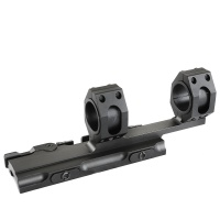 SPINA OPTICS Hunting Tactical Scope Solid 25.4mm 30mm Weaver Picatinny Rings Extended Cantilever