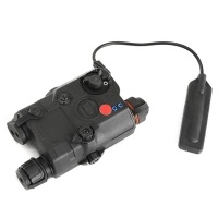 SPINA OPTICS PEQ-15 LED White Light +Red Laser TB1074