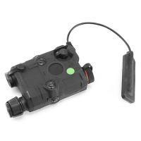 SPINA OPTICS AN/PEQ-15 Battery Box Upgrade Version LED White Light + Green Laser Counter / TB0068