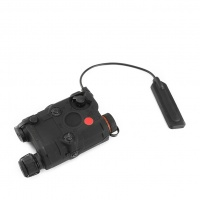 SPINA OPTICS FMA AN/PEQ-15 Battery Box Upgrade Version LED White Light + RED Laser Counter/TB0066