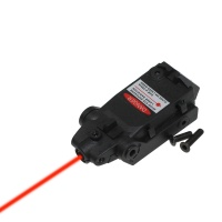 Spina Optics Tactical Pistol Red Dot Glock Laser Sight Mini Rear Laser Pointer For Hunting Shooting