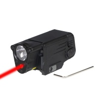 SPINA OPTICS Tactical Laser Flashlight SBAL-PL Hunting Weapon Light