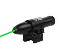SPINA OPTICS Universal Green Laser Sight Fit For 11mm 20mm Rail Without Battery