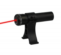 SPINA OPTICS Red Dot Laser Sight Laser Pointer With Mount for Pistol Picatinny Rail
