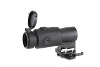 SPINA OPTICS 3X Scope Quick Release  Picatinny 20mm Rail Flip to Side Mount