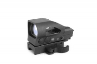 SPIAN OPTICS Tactical 1X22X33 Red and Green Dot Sight Reflex for Hunting