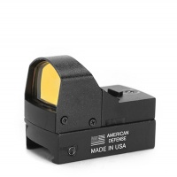 SPINA OPTICS 3 MOA Mini Red Dot Reflex Sight Auto Brightness Laser Sight Scope