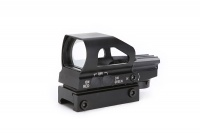SPINA OPTICS 1x22x33 Red Green Dot Reflex Sight Various Brightness Settings Scope HD 104