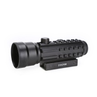 SPINA OPTICS 2X42 Red Dot Scope with Rail For Rifle Scope
