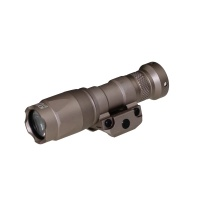SPINA OPTICS  M300C Scout Light Rifle Rail LED Flashlight Constant Momentary Output Spotlight