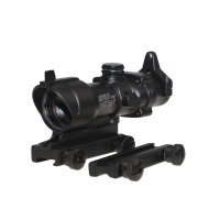 SPINA OPTICS Tactical ACOG 4x32 TA01 NSN Rifle Scope Optical Sight for Hunting