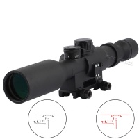 SPINA OPTICS 3-9X42 W riflescope for Hunting