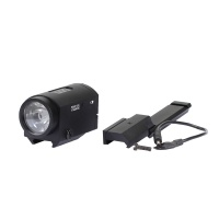 SPINA OPTICS LED Flashlight AK-SD TWPS Fit 20mm Picatinny Rail Momentary Strobe Output
