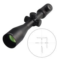4-20X50 SF Riflescope Hunting Optics Scopes Adjustable Red Green Dot Illuminated Crosshair Sight Ret