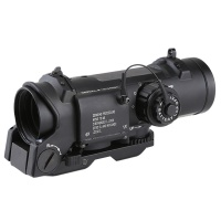 SPINA OPTICS DR 1X--4X Red Dot Optical Sight