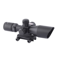 SPINA  2.5-10X40E Optics Red Laser Holographic Shooting 11/20MM Rail Mount