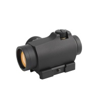 1x20 Red Dot Scope Sight Lightweight 11 Levels 3MOA Reflex Sight with Riser 20mm Picatinny Weaver