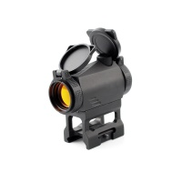1X Red Dot Sight Scope 3 MOA With Picatinny Mount Waterproof shockproof tactical military